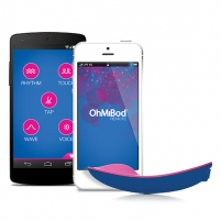 OhMiBod - BLUEMOTION APP CONTROLLED MASSAGER Clitoris vibrators