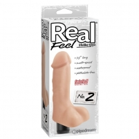 Vibratorius Real Feel No. 2 Penis-shaped vibrators