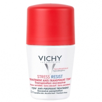 Vichy Antiperspirant roll-on Stress Resist 72H 50ml Dezodorantai/ antiperspirantai