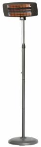 Vidinio kiemelio šildytuvas, 2 000 W, 1,60–1,90 m Konvekciniai sildītāji