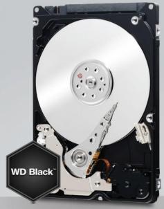 Vidinis diskas WD Black WD5000LPLX 2.5 500GB SATA3 7200RPM 32MB