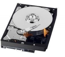 Vidinis diskas WD Red 3.5 6TB SATA3 64MB IntelliPower, 24x7, NASware™ Internal hard drives