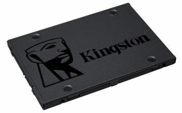 Vidinis kietas diskas Kingston SSD A400, 120GB, 500/320MB/s, 2,5, SATA