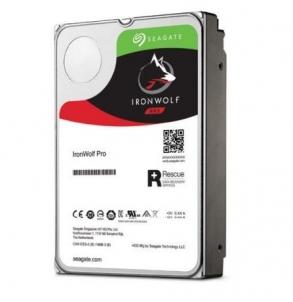 Vidinis kietas diskas Seagate IronWolfPro HDD 3.5 6TB SATA3 7200RPM 256MB