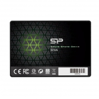 Vidinis kietas diskas Silicon Power SSD Slim S56 120GB 2.5, SATA III 6GB/s, 3D TLC NAND, 7mm