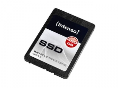Vidinis kietas diskas SSD Intenso 480GB SATA3 2.5, 520/500MBs, Shock resistant, Low power