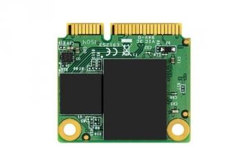 Vidinis kietas diskas Transcend SSD mSATA 6GB/s, SATA3 128GB, MLC (read/write; 510/160MB/s)