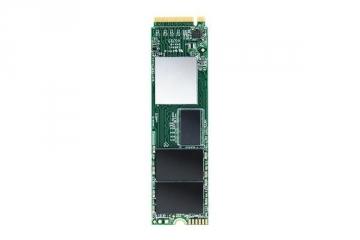 Vidinis kietas diskas Transcend SSD MTE820 256GB Read:Write(1370/830MB/s) PCIe Gen 3 x4 M.2