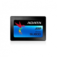 "Vidinis kietasis diskas A-Data Ultimate SU800 128 GB, SSD form factor 2.5"", Solid-state drive interface Serial ATA III, Write speed 300 MB/s, Read speed 560 MB/s"