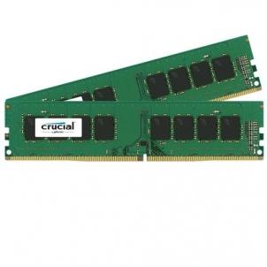 Vidinis kietasis diskas Crucial 2x8GB DDR4-2400 UDIMM, NON-ECC, CL17,