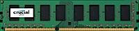 Vidinis kietasis diskas Crucial 4GB 1600MHz DDR3 CL11 1.35V, Single rank
