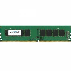 Vidinis kietasis diskas Crucial 8GB DDR4-2400 UDIMM, NON-ECC, CL17, 1.2V
