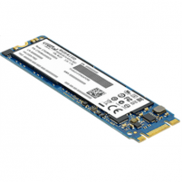 Vidinis kietasis diskas Crucial MX300 1000 GB, SSD form factor M.2, Solid-state drive interface Serial ATA III, Write speed 510 MB/s, Read speed 530 MB/s