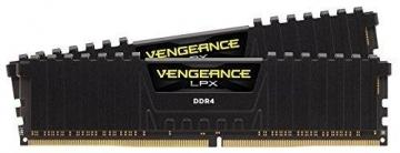 Vidinis kietasis diskas DDR4 Corsair Vengeance LPX 2x8GB 2400MHz 1.2V
