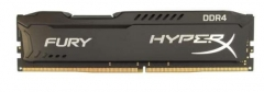 Vidinis kietasis diskas DDR4 Kingston HyperX Fury Black 4GB 2133MHz CL14 1.2V, PC417000