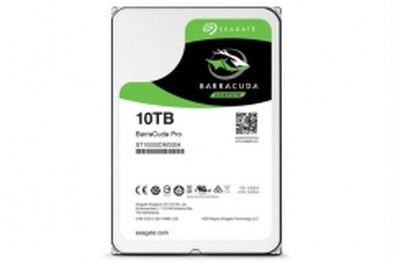 Vidinis kietasis diskas Internal HDD Seagate BarraCuda Pro 3.5 10TB SATA3 7200RPM 256MB