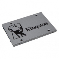 Vidinis kietasis diskas Kingston SSDNow UV400 120GB, SATAIII, 550/350 MB/s, 7mm