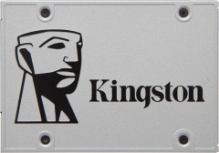 Vidinis kietasis diskas Kingston SSDNow UV400 240GB SATAIII, 550/490 MB/s, 7mm