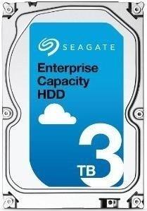 Vidinis kietasis diskas Seagate Enterprise Capacity HDD, 3.5, 3TB, SAS, 7200RPM, 128MB cache