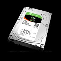 Vidinis kietasis diskas Seagate FireCuda 3.5 2TB SATA3 7200RPM 64MB cache / 8GB SSD