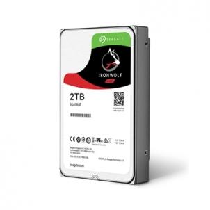Vidinis kietasis diskas Seagate IronWolf HDD 3.5 2TB SATA3 5900RPM 64MB