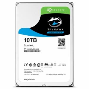Vidinis kietasis diskas Seagate SkyHawk 3.5 10TB 7200RPM SATA3 256MB