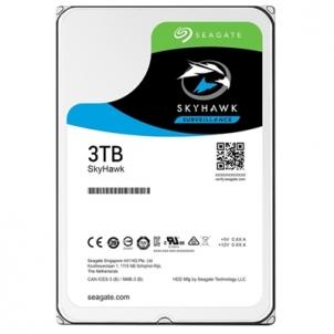 Vidinis kietasis diskas Seagate SkyHawk 3.5 3TB 5900RPM SATA3 64MB