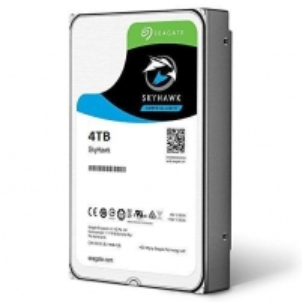 Vidinis kietasis diskas Seagate SkyHawk 3.5 4TB 5900RPM SATA3 64MB