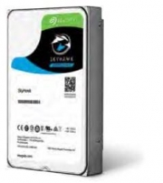 Vidinis kietasis diskas Seagate SkyHawk 3.5 8TB 7200RPM SATA3 256MB