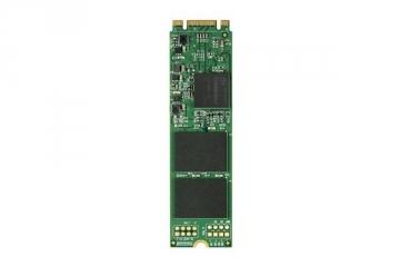 Vidinis kietasis diskas Transcend SSD M.2 SATA 6GB/s, 2280-D2-B-M, 128GB, MLC (read/write; 520/80MB/s)