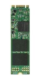 Vidinis kietasis diskas Transcend SSD M.2 SATA 6GB/s, 2280-D2-B-M, 64GB, MLC (read/write; 450/80MB/s)