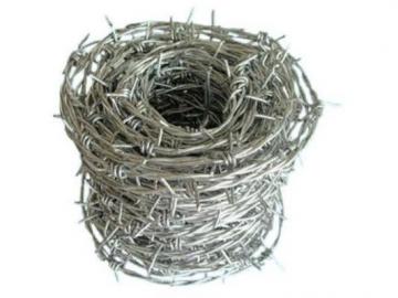 Viela spygliuota dvieilė 2.0x2 cinkuota Wire, galvanized