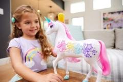 Vienaragis GFH60 BarbiE Dreamtopia Brush n Sparkle Unicorn