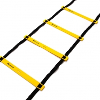 Vikrumo kopetėlės 6 m Cord should be attached in the ladder, climbing rope, rings, trapezes