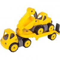 Vilkikas ir ekskavatorius | Big 55805 Toys for boys