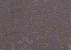 18804 ITALIAN DREAM 10.05x0,52 m wallpaper, tamsiai violetinė ornamentai Vinyl wallpaper