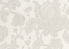 18863 ITALIAN DREAM 10.05x0,52 m wallpaper, kreminė ornamentai Vinyl wallpaper