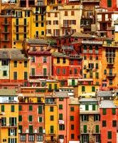 J70702 53 cm tapetai, spalvotų namų