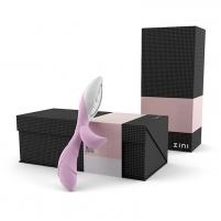 VIP Vibratorius ZINI Hua (baltas/rožinis)