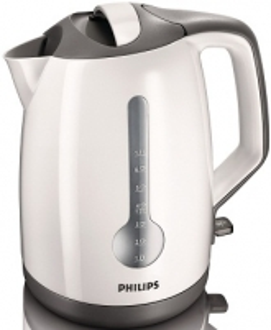 Virdulys Philips HD4649/00, Baltai juodas