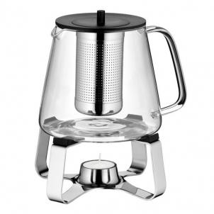 Virdulys Tea set, tea pot + teapot warmer