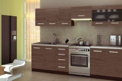 Kitchen Set AMANDA 1-260 cm