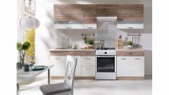 Virtuvės komplektas Econo B plus Virtuvės baldų komplektai