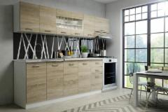 Set Perla 260 cm Kitchen furniture sets
