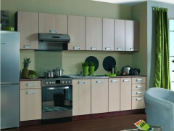 Virtuvės komplektas Sofia (2,40 m) Virtuvės baldų komplektai