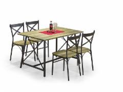 Virtuvės stalas su kėdėmis Reliant