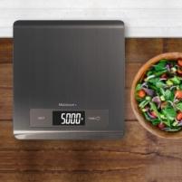Virtuvinės svarstyklės Medisana KS250 With App 40474 Household scales