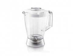 Virtuvės kombainas PHILIPS HR7628/00 Food processor, White