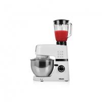Virtuvinis kombainas Tristar Kitchen machine MX-4198 Silver, 700 W, Number of speeds 6, 4.5 L, Blender, Virtuve apvieno