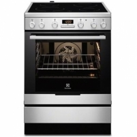 Oven Electrolux EKC6430AOX The stove